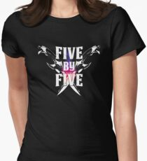 Five by Five Women's Fitted T-Shirt