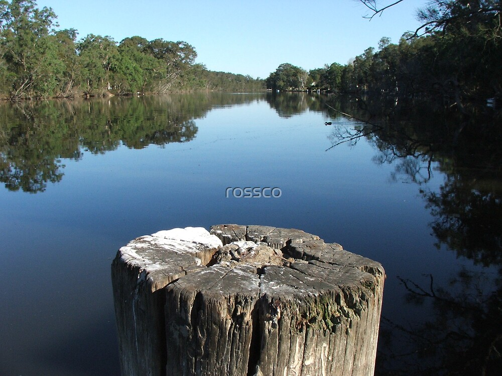 Gone Fishing by rossco
