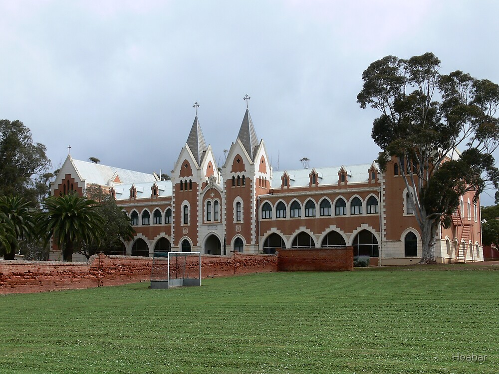 New Norcia by Heabar