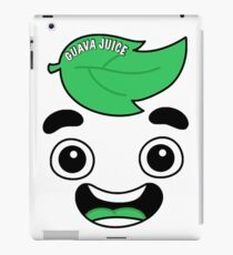 Guava Juice shirt iPad Case/Skin