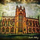 Bath Abbey by LudaNayvelt