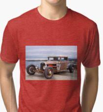 1930 Ford 'Salty Talk'n' Pickup Tri-blend T-Shirt