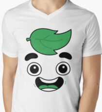 0ee47da49460a1 guava juice box roblox youtube challenge Men s V-Neck T-Shirt