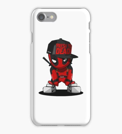 deapool iPhone Case/Skin