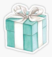 Little Blue Box Sticker
