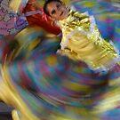 danza folclorica II by Bernhard Matejka
