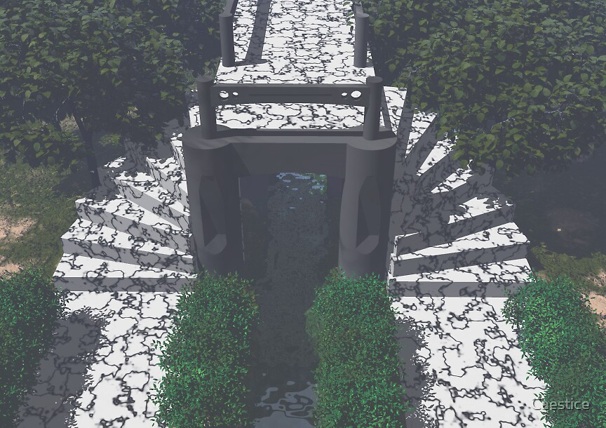 Marvelous Garden by Caestice