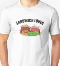 Sandwich Lover Unisex T-Shirt
