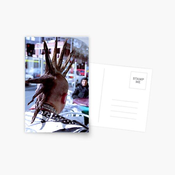 Punk Postcard