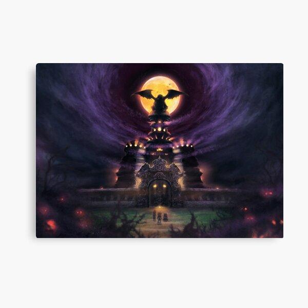 Magus Castle  Impression sur toile