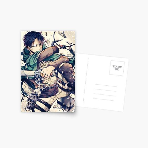 Levi Carte postale