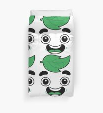guava juice box roblox youtube challenge Duvet Cover