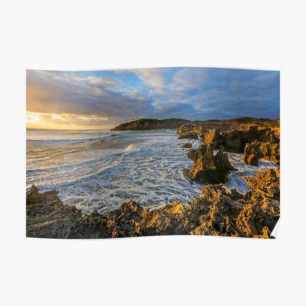Bridgewater Bay, Blairgowrie, Mornington Peninsula,Victoria, Australia Poster