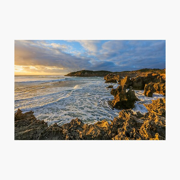 Bridgewater Bay, Blairgowrie, Mornington Peninsula,Victoria, Australia Photographic Print