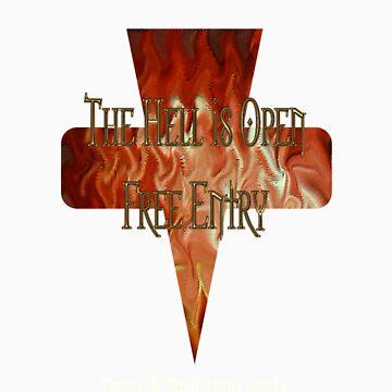 Hell is Open by ZalSaadi