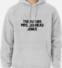 Die Zukunft Frau Jughead Jones Hoodie