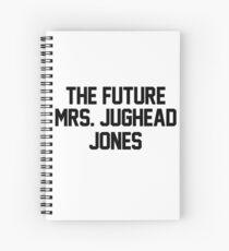 Cuaderno de espiral La futura señora Jughead Jones