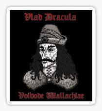 Vlad Dracula Sticker