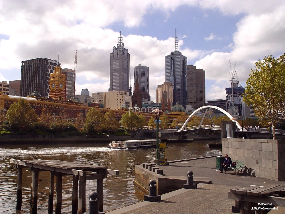 Australia - Melbourne City by photoj