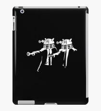 Dalek Fiction  iPad Case/Skin