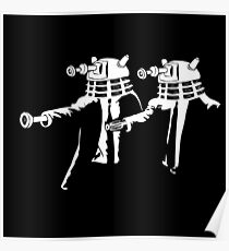 Dalek Fiction  Poster