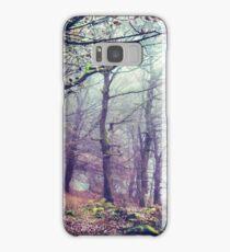 Peak District Forest  Samsung Galaxy Case/Skin