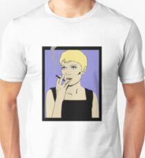 Mia Farrow Vector Unisex T-Shirt