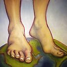 Feet on the earth by lydiamann
