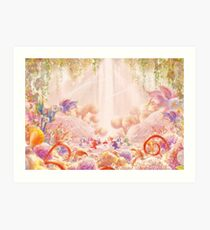 Sweet Jungle  Art Print