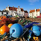 Pittenweem by John Dewar