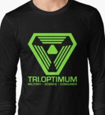 TriOptimum Corporation Long Sleeve T-Shirt