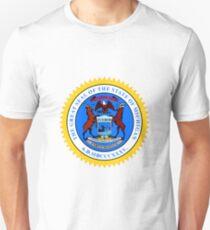 Michigan State Seal T-Shirt