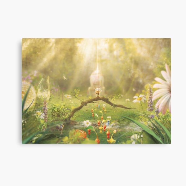 We'll Follow You Forever Canvas Print