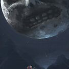 DoA : Playing with the moon by orioto