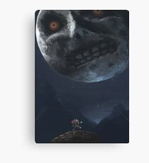 DoA : Playing with the moon Canvas Print