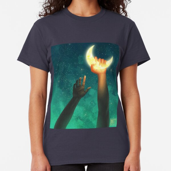 A Moon Has Always Meant Classic T-Shirt