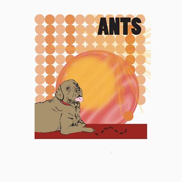 Ants by thebunnytheory
