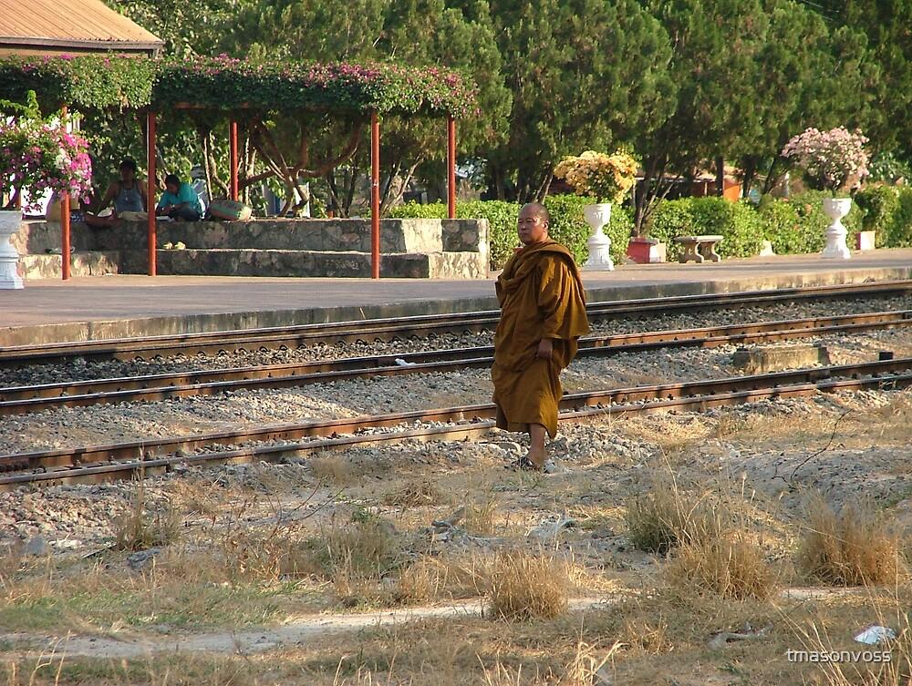 monk by tmasonvoss