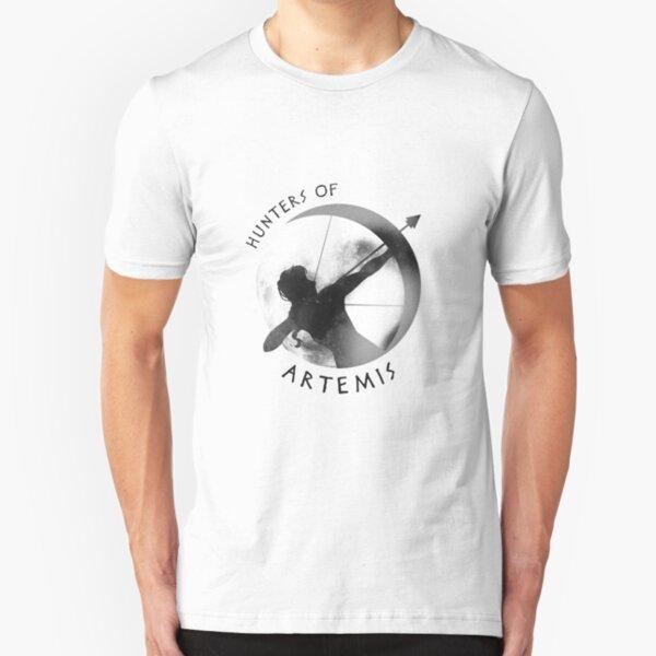 Hunters of Artemis (Dark) Slim Fit T-Shirt