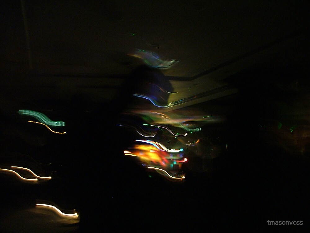 light on dark by tmasonvoss