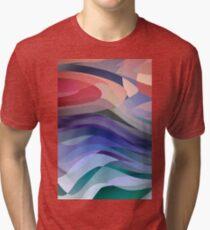 A Stormy Day Tri-blend T-Shirt