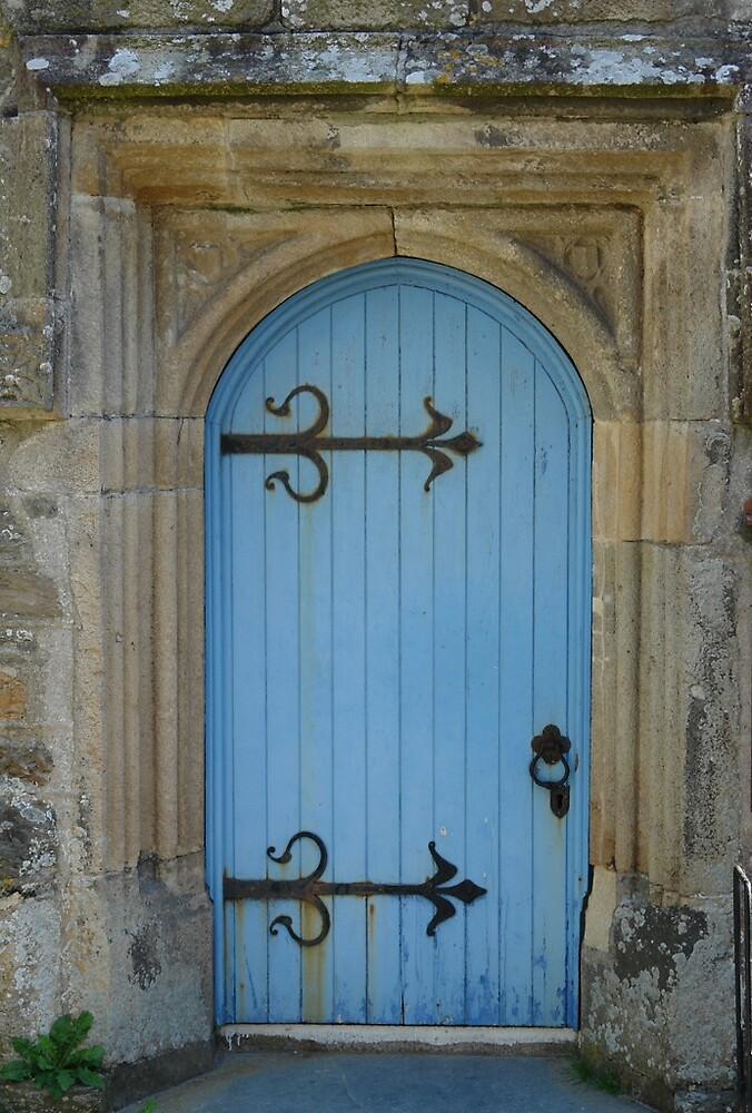 St,just Door by Michael Barber4