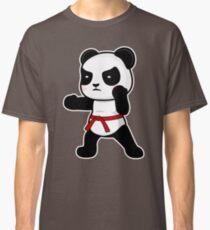 Hi-Yah! Panda Classic T-Shirt