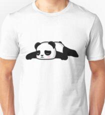 Depressed Panda Unisex T-Shirt
