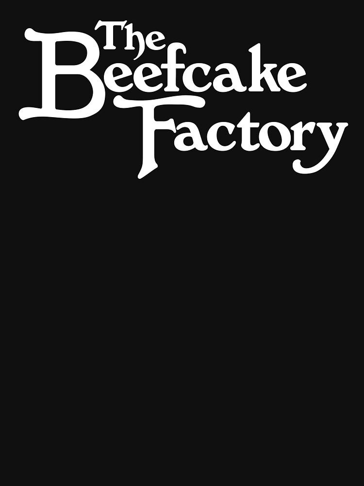 The Beefcake Factory by popnerd