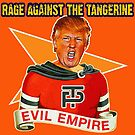 Rage Against the Tangerine by chupalupa