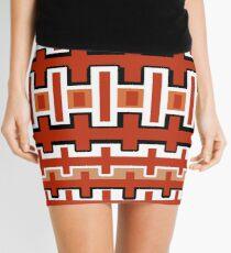 Navajo weaving Mini Skirt