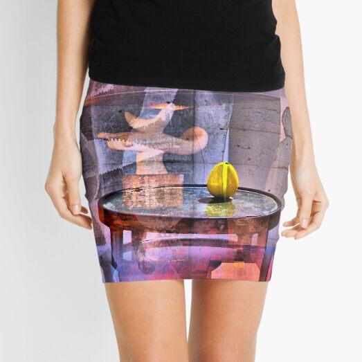 Hommage to Mirò Mini Skirt