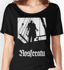 Nosferatu black Relaxed Fit T-Shirt