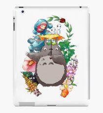 Studio Ghibli iPad-Hülle & Klebefolie